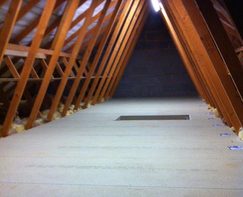 Loft Ladders 4 Less Loft Flooring And Loft Boarding