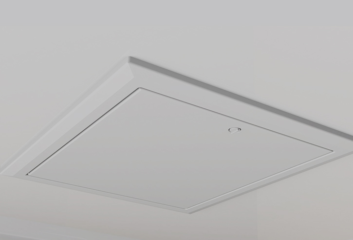 UPVC Loft Hatch Installation