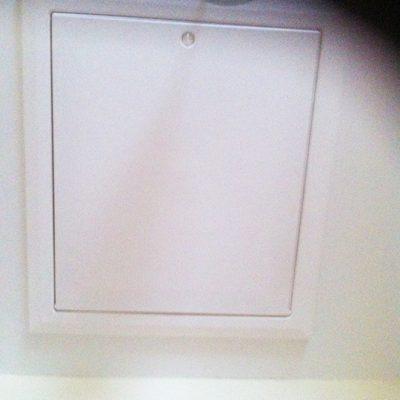 PVC Loft Hatch