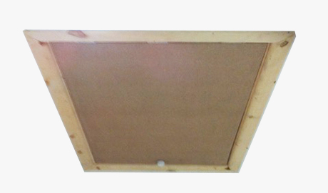 Wooden Loft Hatch