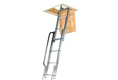 Youngman Easiway Aluminium Loft Ladder