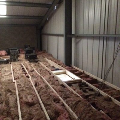 Commercial Loft Insulation